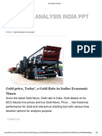 gold analysis india ppt.pdf