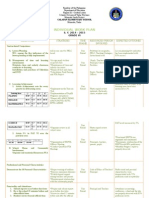 Individual Work Plan Sample