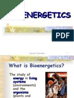 Bio Energetics 1