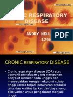 Cronic Respiratory Disease