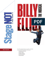 Billy Elliot Stage Notes