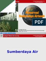 Konservasi Sumberdaya Airtanah-Heruha UGM-Blogger-Srby.ppt