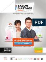 [SALON DU STAGE] Plaquette Commerciale