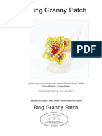 Vereana Greene Christ - Ring-Granny Patch