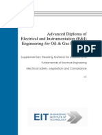DEI M1 Electrical Safety Legislation and Compliance V1