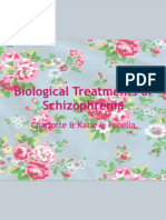 Biological Treatments of Schizophrenia