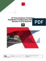 97 Preconisations Techniques Citrix Receiver Client V13 ZeePrint 3.5 Installation Guide 1.6