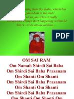 Sai s Blessings3
