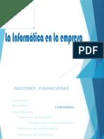 Razonesfinancieras- Informática Empresa