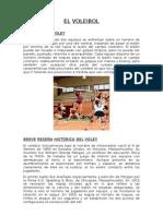 Voleibol y Baloncesto