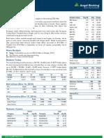 Market Outlook 18-11-2014