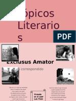 Referentes Topicos Literarios