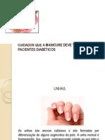 Manicure Cuidado Diabeticos