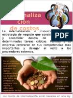 Desarrollo sustentable internalizacion de costos