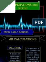 dB - Noise