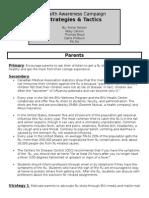 strategies and tactics finale