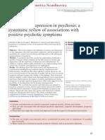 Ansiedade e Depressao Na Psicose