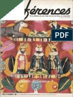 Différences (1980, no 0)