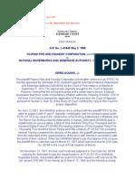 Filipino Pipe and Foundry Corporation vs Nawasa