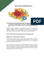 Autoterapia - Mostre de Psihologie Practica