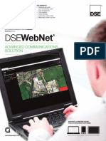 Dsewebnet Data Sheet Us890