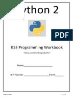 Python Workbook 2
