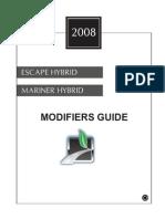 Modifiers Guide