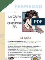 Gripe y Chikunguña