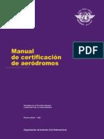 Doc 9774 - Manual de Certificaciu00F3n de Aeu00F3dromos