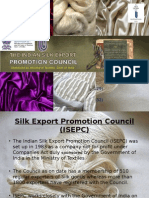 INDIAN SILK PROMOTION COUNCIL
