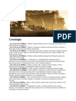 Cronologia - Steampunk