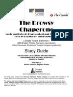 Drowsy Chaperone (National Arts Centre)