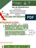 Celdas de Manufactura