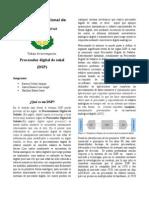 Procesador digital de señal (DSP)