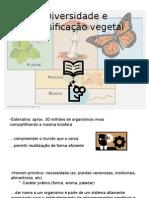Aula 1 - Classificação Sistemática Vegetal