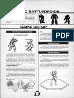 1st Ed. Core Battledroids
