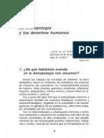 CAP I, LA ANTROPOLOGÍA Y LOS DDHH.pdf