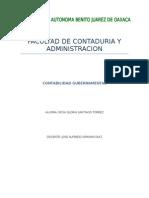 Trabajo Contabilidad Gubernamental