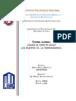Tesina Global Del Laboratorio de Termodinamica del equilibrio de fases