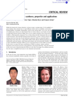 Deep Eutectic Solvents- Syntheses, Properties and Applications