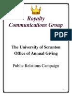 royalty communication pdf agency book
