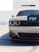 2015 Dodge Challenger Brochure