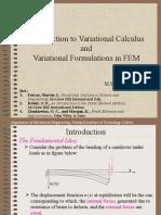 CH09 Variational Formulation