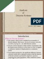 CH02 Discrete Systems