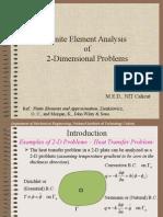 CH06 Finite Element Method-2D