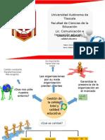 Calidad Educativa Estefania Romero Olarte