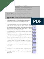 Personality Test (v95)