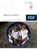 Haiti-t or Love It