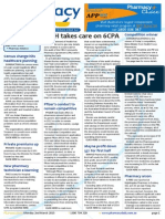 Pharmacy Daily for Mon 02 Mar 2015 - DoH takes care on 6CPA, Meds listing faster, Lipitor conduct to remain competitive, Mayne profit down 53% for first half, and much more