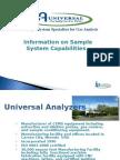 Sample Systems Presentation